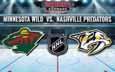 NHL Betting Preview: Minnesota Wild vs. Nashville Predators – Sunday, October 24, 2021