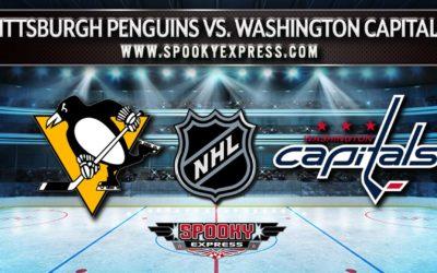 NHL Betting Preview:  Pittsburgh Penguins vs. Washington Capitals – Tuesday, Feb. 23, 2021