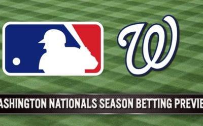 2020 Washington Nationals Season Preview and Betting Picks