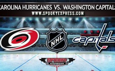 NHL Betting Preview: Carolina Hurricanes vs. Washington Capitals – Friday, Jan. 3, 2020
