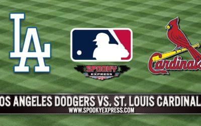 National League Wild-Card Game Betting Preview: LA Dodgers vs. St. Louis Cardinals