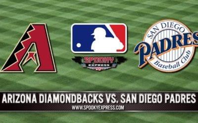 MLB Betting Preview and Free Play: Arizona Diamondbacks vs. San Diego Padres – Monday, July 27, 2020