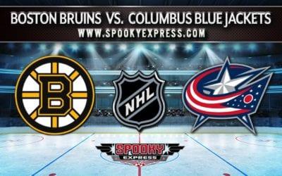 NHL Betting Preview: Boston Bruins vs. Columbus Blue Jackets – Thursday, Jan. 2, 2020