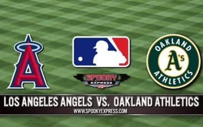 MLB Betting Preview: LA Angels vs. Oakland Athletics – Sunday, July 26, 2020