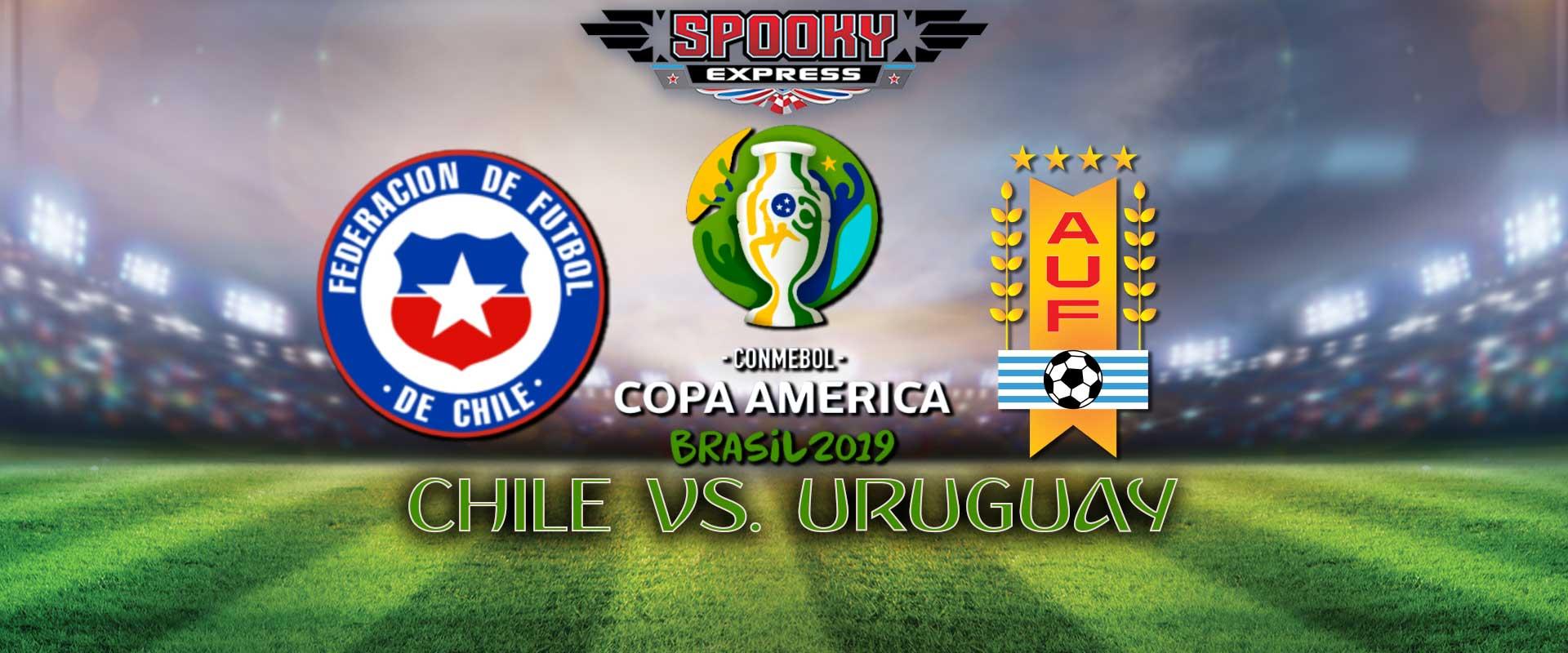 chile vs uruguay - photo #1