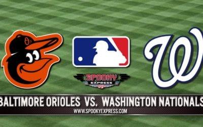 MLB Betting Preview: Baltimore Orioles vs. Washington Nationals – Friday, July 23, 2021