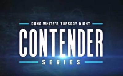 Dana White's Tuesday Night Contender Series Betting Preview: Bin Xie vs. Olivier Murad
