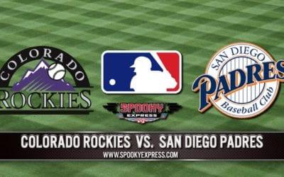 MLB Betting Preview: Colorado Rockies vs. San Diego Padres – Monday, May 10, 2021