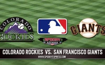 MLB Betting Preview: Colorado Rockies vs. San Francisco Giants – Thursday, Sept. 24, 2020