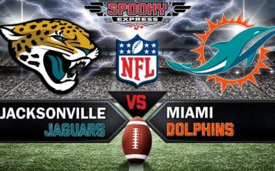 NFL Betting Preview: Jacksonville Jaguars vs. Miami Dolphins –  Thursday, Sept. 24, 2020