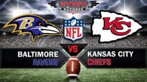 NFL Betting Preview: Baltimore Ravens vs. Kansas City Chiefs – Monday, Sept. 28, 2020