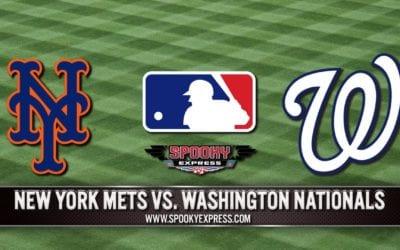 MLB Betting Preview and FREE Play: New York Mets vs. Washington Nationals – Saturday, Sept. 26, 2020