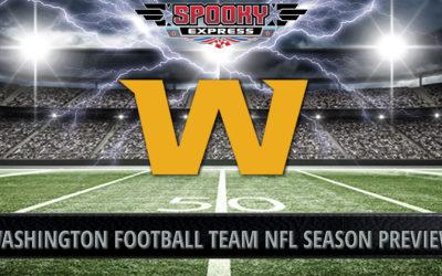 2021 Washington Football Team Betting Preview