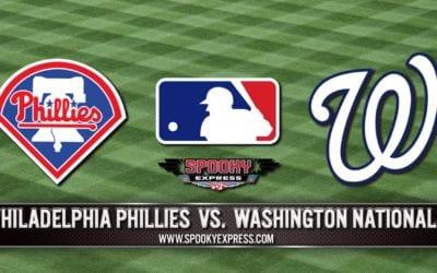 MLB Betting Preview: Philadelphia Phillies vs. Washington Nationals – Monday, Sept. 21, 2020
