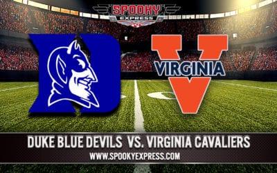 NCAA College Football Betting Preview: Duke Blue Devils vs. Virginia Cavaliers – Saturday, Sept. 26, 2020