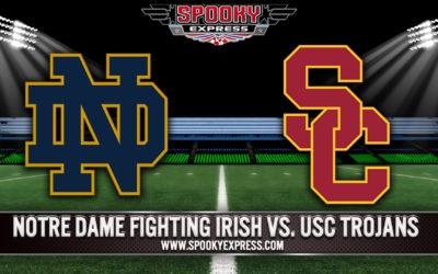 College Football Betting Preview: Notre Dame Fighting Irish vs. USC Trojans