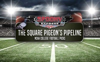 The Square Pigeon's Pipeline NCAA College Football Picks Week #13