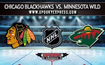 NHL Betting Preview: Chicago Blackhawks vs. Minnesota Wild – Sunday, Dec.15, 2019