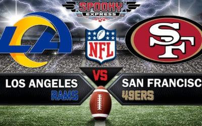 NFL Betting Preview: San Francisco 49'ers vs. Los Angeles Rams – Sunday, Nov. 29, 2020