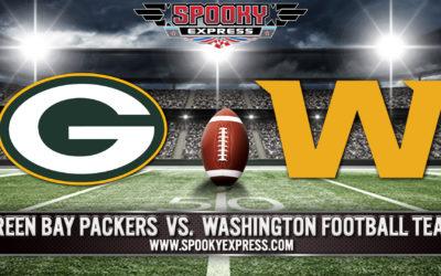 NFL Betting Preview: Green Bay Packers vs. Washington Football Team