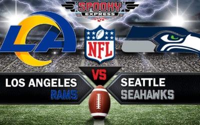 NFC Wildcard Weekend Betting Preview:  Los Angeles Rams vs. Seattle Seahawks – Saturday, Jan. 9, 2021