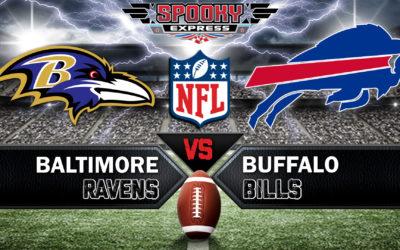AFC Divisional Round Betting Preview: Baltimore Ravens vs. Buffalo Bills – Saturday, Jan. 16, 2021