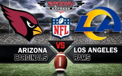 NFL Betting Preview:  Arizona Cardinals vs. Los Angeles Rams- Sunday, Jan. 3, 2021