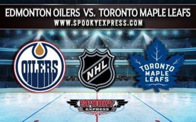 NHL Betting Preview:  Edmonton Oilers vs. Toronto Maple Leafs  – Monday, Jan. 6, 2020