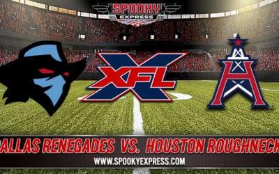 XFL Betting Preview: Dallas Renegades vs. Houston Roughnecks – Sunday, March 1, 2020