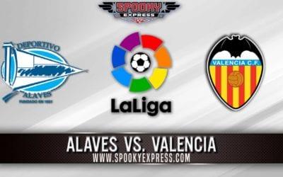 La Liga Betting Preview: Alaves vs Valencia – Friday, March 6, 2020