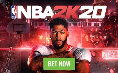 Breaking Down Sim's NBA2K20 Betting