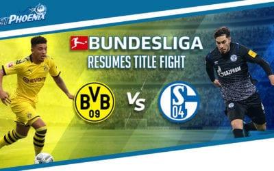 Bet on The Bundesliga at BetPhoenix and get 150% FREE PLAY BONUS!