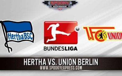 Bundesliga Totals Betting Preview: Hertha vs. Union Berlin – Friday, May 22, 2020