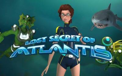 Lost Secrets of Atlantis Casino Slots Game Review