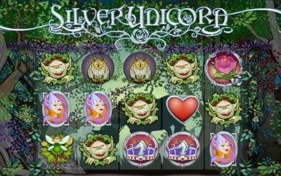 Silver Unicorn Casino Slots Game Review