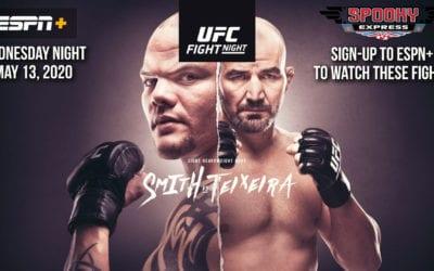 UFC Fight Night Jacksonville Betting Picks – Chase Sherman vs. Ike Villanueva – Wednesday, May 13, 2020