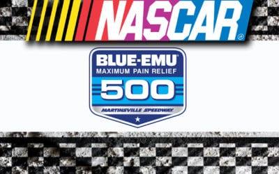 NASCAR Blue-Emu Maximum Pain Relief 500 DFS Lineup Tips