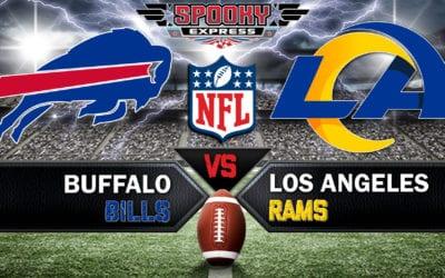 NFL Betting Preview: Buffalo Bills vs. Los Angeles Rams –  Sunday, Sept. 27, 2020