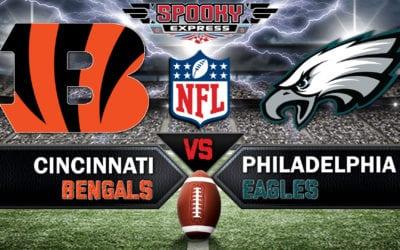 NFL Betting Preview:  Cincinnati Bengals vs. Philadelphia Eagles – Sunday, Sept. 27, 2020