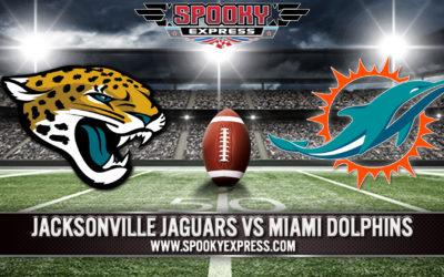 NFL Betting Preview: Jacksonville Jaguars vs. Miami Dolphins