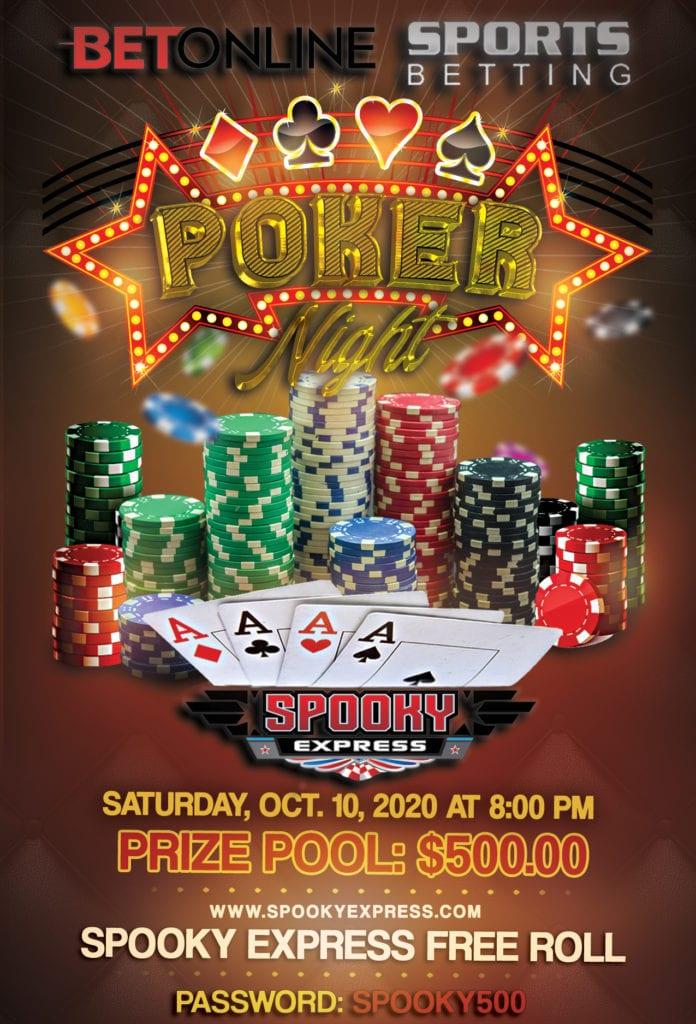 Poker-on-line casino book-maker free-roll harrah casino new orleans hours