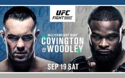 UFC Vegas #11 Fight Breakdown: Jeremiah Wells vs. Miguel Baeza
