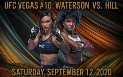 UFC Vegas #10 Fight Breakdown: Justine Kish vs. Sabina Mazo