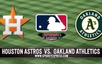MLB Betting Preview: Houston Astros vs. Oakland Athletics
