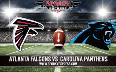NFL Betting Preview:  Atlanta Falcons vs. Carolina Panthers – Sunday, Oct. 31, 2021