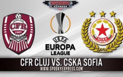 UEFA Europa League Betting Preview: CFR Cluj vs. CSKA Sofia – Thursday, October 22, 2020