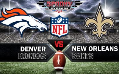 NFL Betting Preview: Denver Broncos vs. New Orleans Saints – Sunday, Nov. 29, 2020
