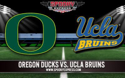 College Football Betting Preview: Oregon Ducks vs. UCLA Bruins