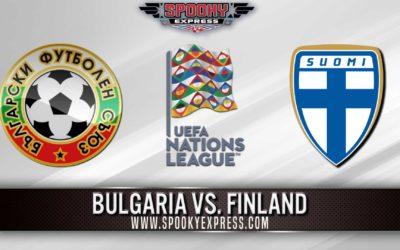 UEFA Nations League Betting Preview: Bulgaria vs Finland – Sunday, Nov. 15, 2020