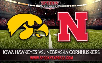 NCAA College Football Betting Preview: Iowa Hawkeyes vs. Nebraska Cornhuskers – Friday, Nov. 27, 2020
